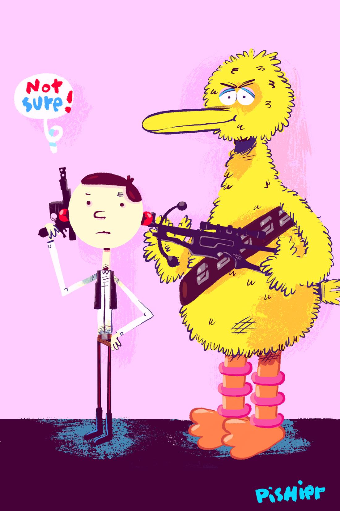 muppets wars