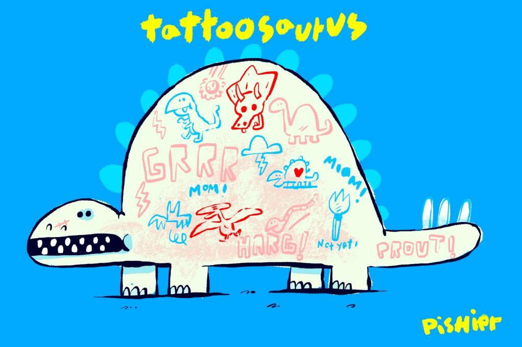 tattosauruspishier